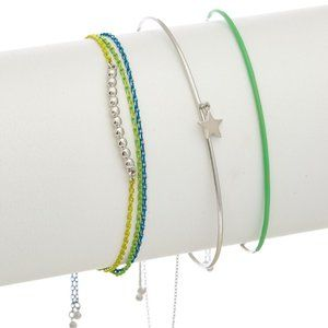 Marc Jacobs Friendship Bracelet Set of 3